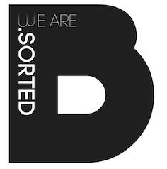 b.sorted logo