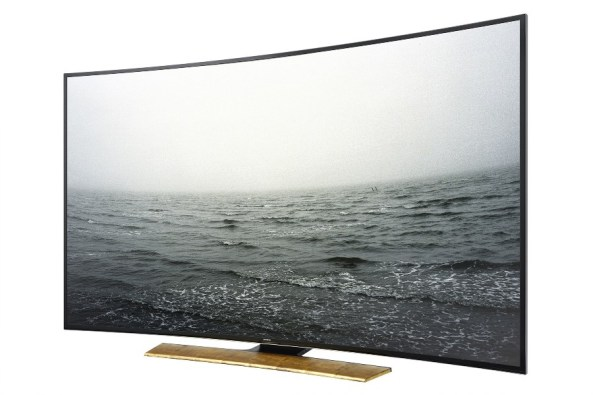 Samsung Curved UHD TV for Christie's 01