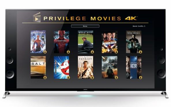 Sony Privilege Movies