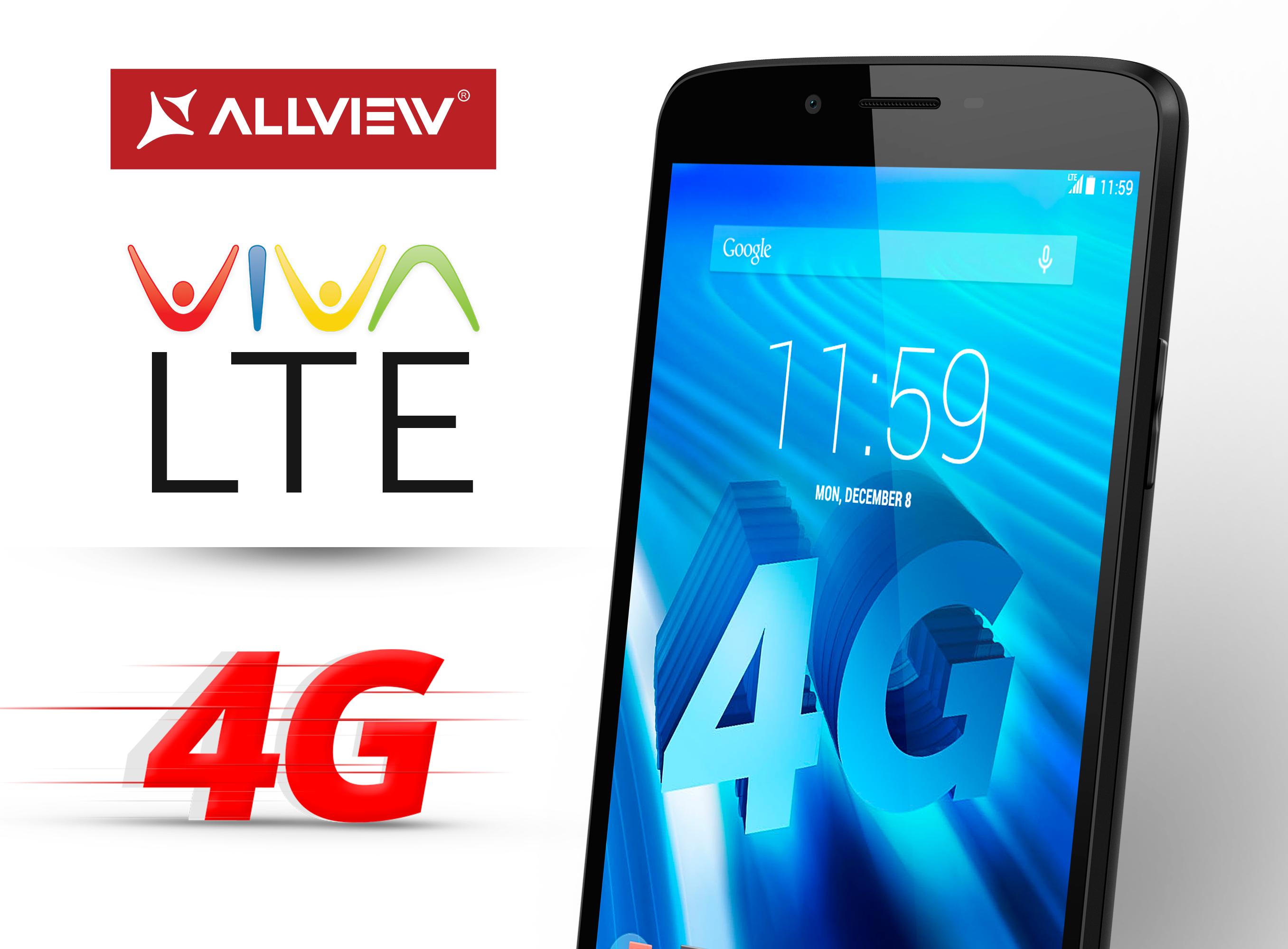 Allview VIVA LTE