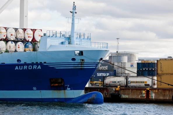Ericsson - Soluția Maritime ICT Cloud