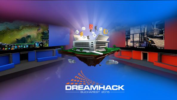 2 scene-DreamHack-Bucharest
