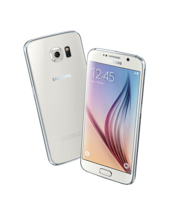 Samsung Galaxy S6 White_Pearl