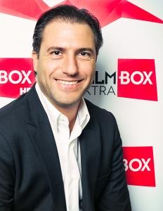 Berk Uziyel  Executive Director for Filmbox International Ltd