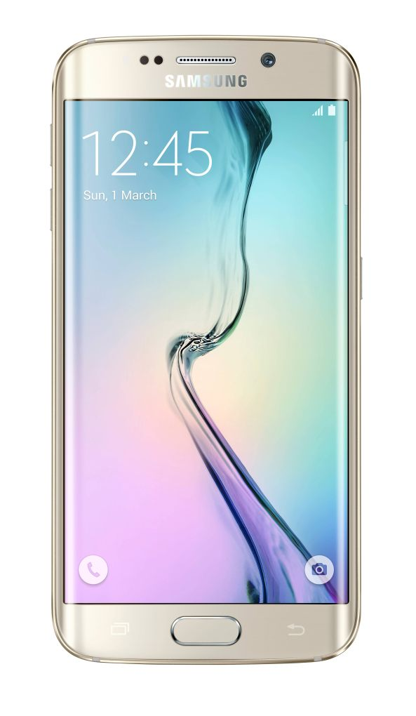 Samsung Galaxy S6 edge_Gold_Platinum