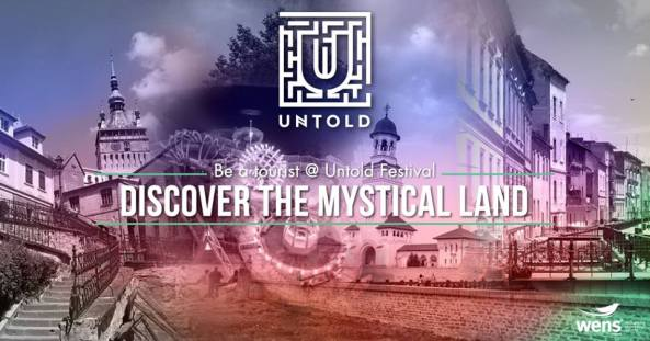 UNTOLD Festival_Trasee turistice