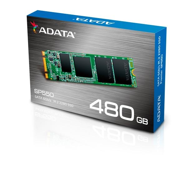 ADATA SP550 M.2 2280_Package