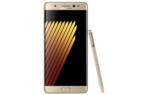 Galaxy Note7_gold