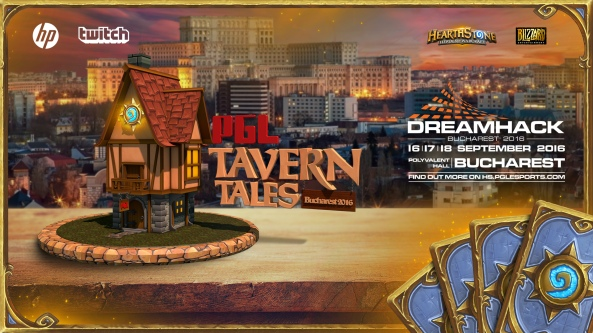 PGL Bucharest Tavern Tales