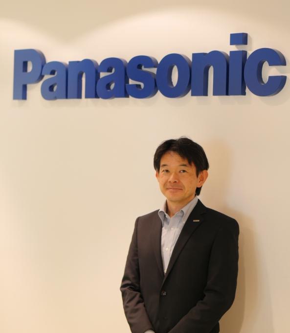 Takashi Furumoto san - Director General Panasonic Europa Centrala si de Est