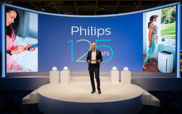 Philips IFA 2016_Pieter Nota CEO Personal Health Businesses