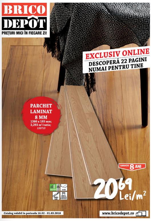 Brico dep t lanseaz primul catalog exclusiv online - Brico depot on line ...