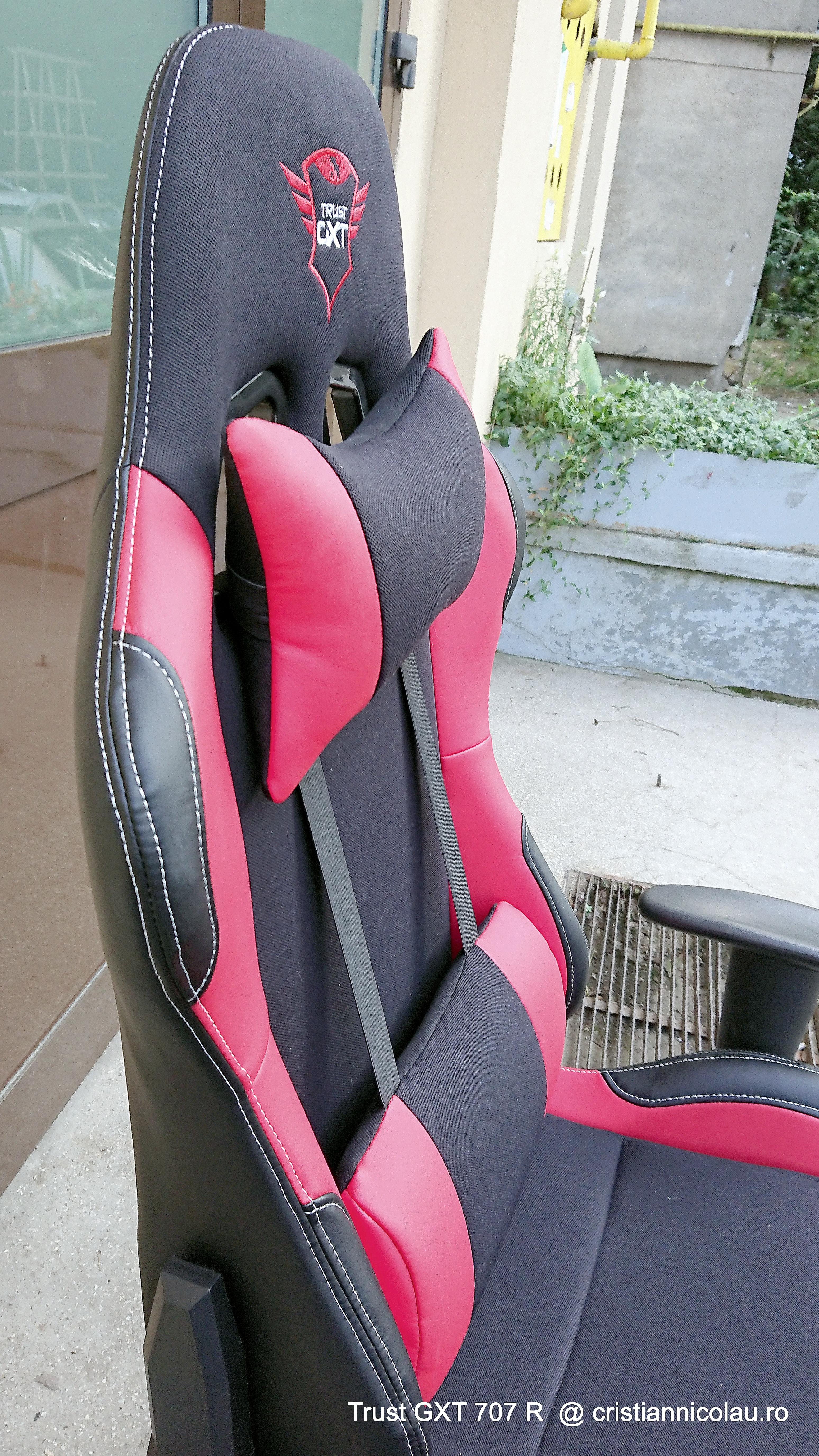 Scaunul De Gaming De La Trust Gxt 707r Resto Gaming Chair